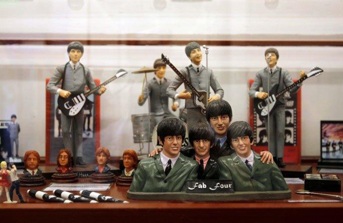 Музей The Beatles в Буэнос-Айресе (фотографии)