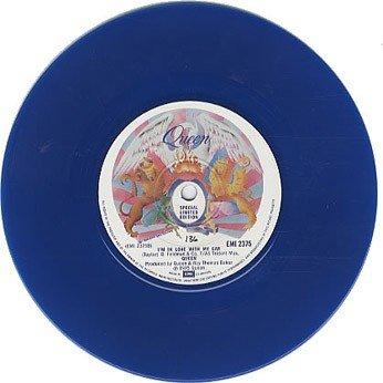 Bohemian Rhapsody, Queen £5000 Год издания: 1978