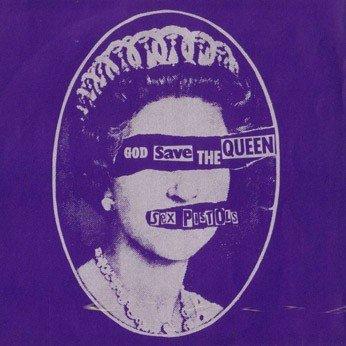 God Save the Queen, Sex Pistols £5000 Год издания: 1977