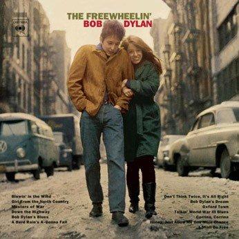 The Freewheelin' Bob Dylan, Bob Dylan $10 000-40 000 Год издания: 1963