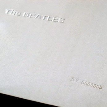 White Album, The Beatles £10 000 Год издания: 1968