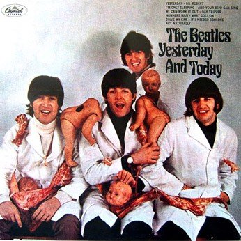 Yesterday and Today, The Beatles $45 000-85 000 Год издания: 1966