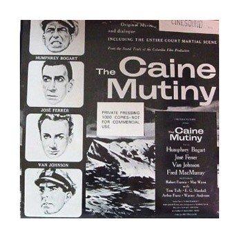 Тhe Caine Mutiny $6500-7000 Год издания: 1954