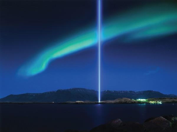 Огни IMAGINE PEACE TOWER зажгутся вновь
