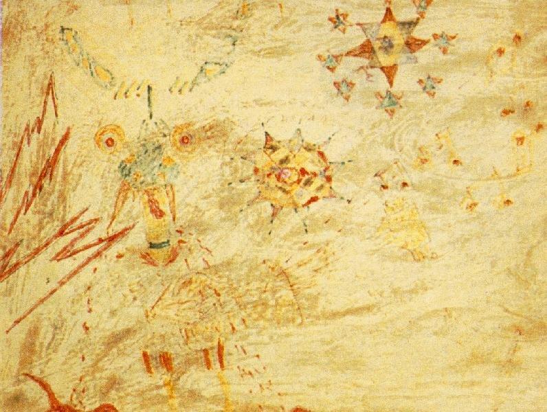 Рукописный текст «Люси в небесах с алмазами» уйдет с молотка