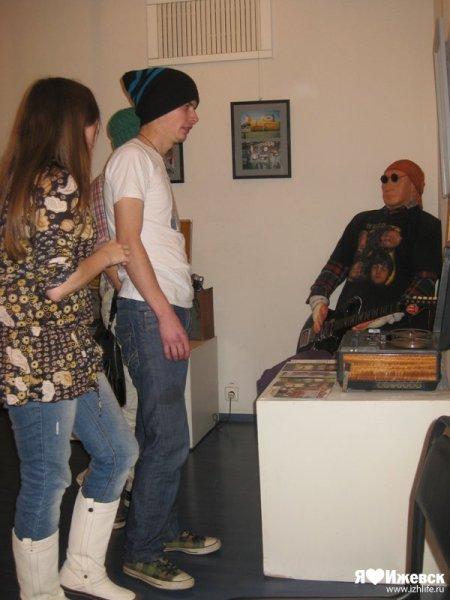 В Ижевске открылась выставка, посвященная The Beatles