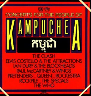 Альбому «Concerts for the People of Kampuchea» - 30 лет!