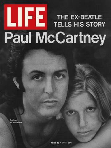 Время Пола Маккартни