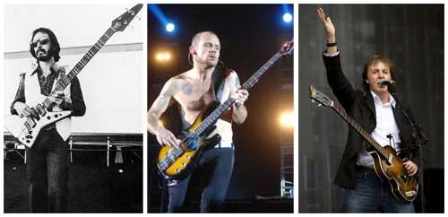 Читатели Rolling Stone выбрали лучшего басиста всех времен