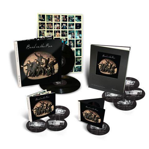 Пол Маккартни получил «Грэмми» за переиздание альбома «Band on the Run»