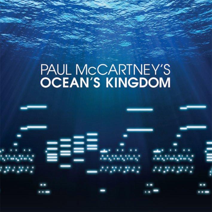 Пол Маккартни присутствует на репетиции балета Ocean's Kingdom, к которому он написал оркестровку.