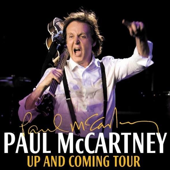 Пол Маккартни проведёт два концерта в Бразилии вместо одного