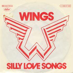 Песне «Silly Love Songs» Пола Маккартни - 35 лет!