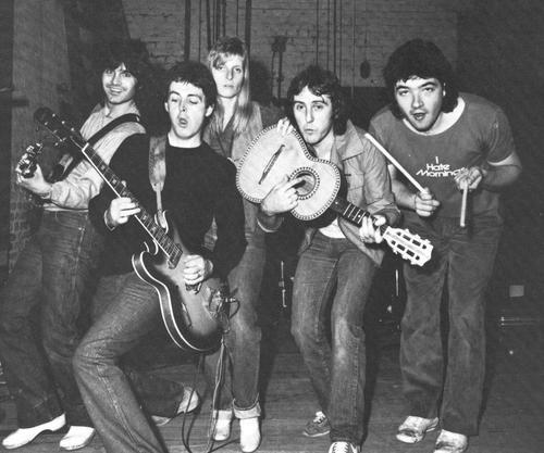 30 лет назад распалась группа Wings