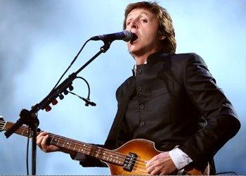 The Cure, Kiss и Billy Joel запишут песни Пола Маккартни