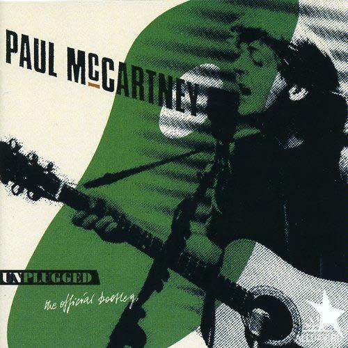Концерту Пола Маккартни ' Unplugged' — 20 лет