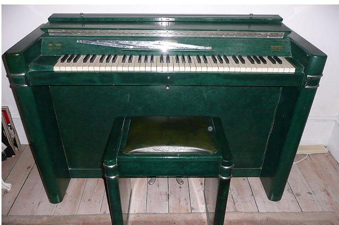 Фортепиано, на котором Пол впервые сыграл Yesterday, выставлено на аукцион