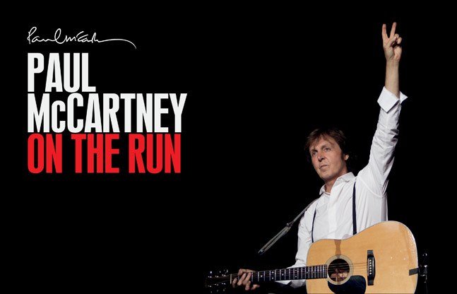 Пол Маккартни официально подтвердил дату своего концерта в Москве!