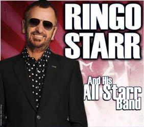 Ринго Старр представляет свой All Starr Band 2011