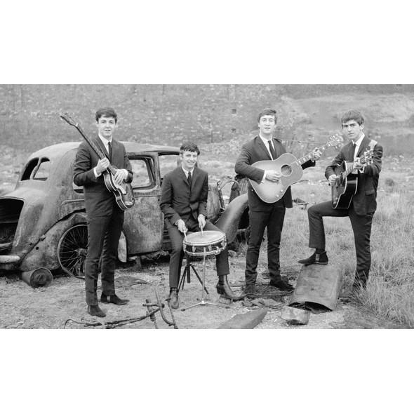 Скоро битломания — живое видео 1963 года