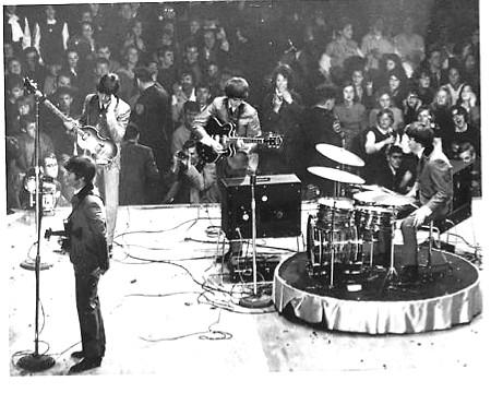Фильм «The Beatles: Потерянный концерт» выходит в американский прокат