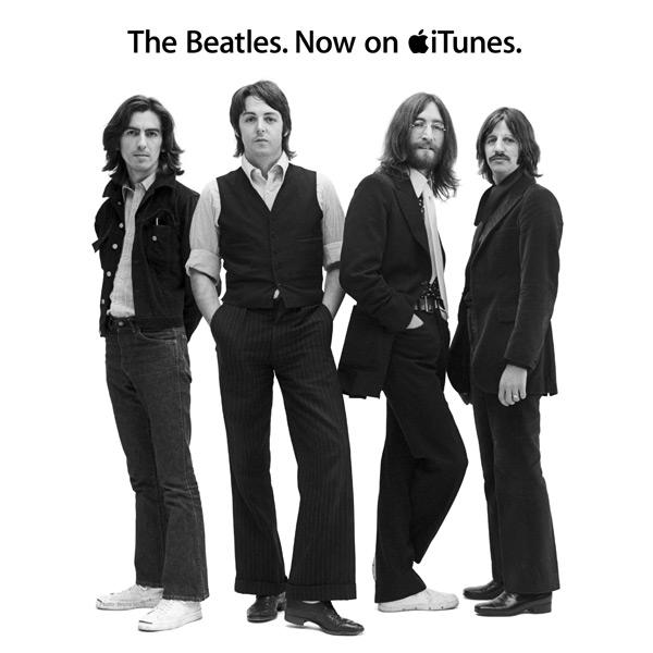 Битлз наконец-то теперь и на iTunes!