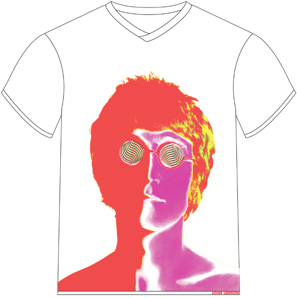 Футболка «John Lennon. Ричард Аведон» 01