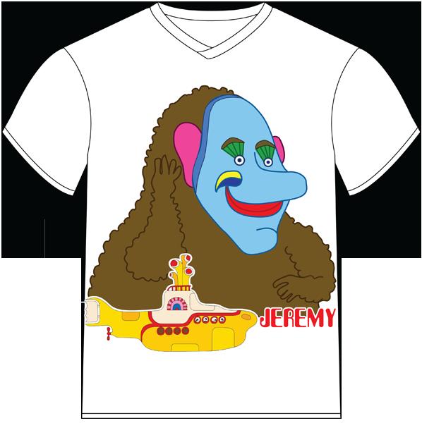 Футболка «Jeremy» (Джереми) 01