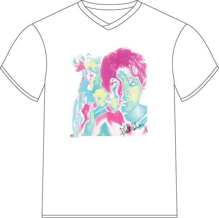 Фестиваль музыки Битлз «Свободные как птицы» предлагает футболки посвящённые 70-летию Пола Маккартни