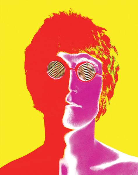 магнит «John Lennon. Richard Avedon»