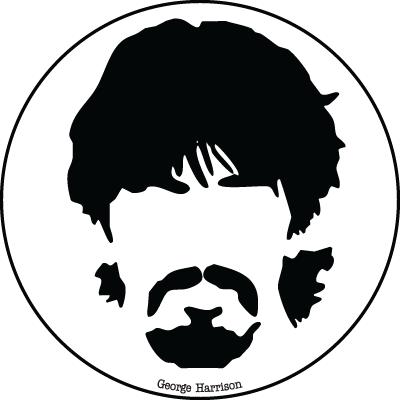 Значок «George Harrison»