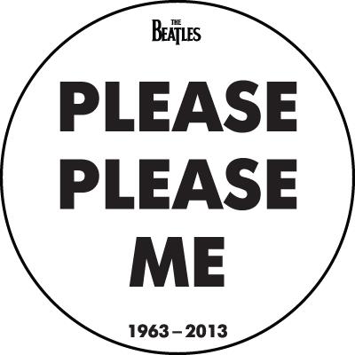Значок «Please Please Me»